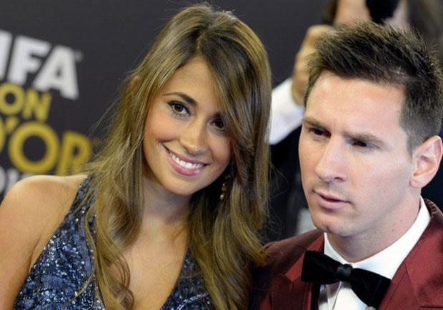 Antonella Rocculozzo Messi